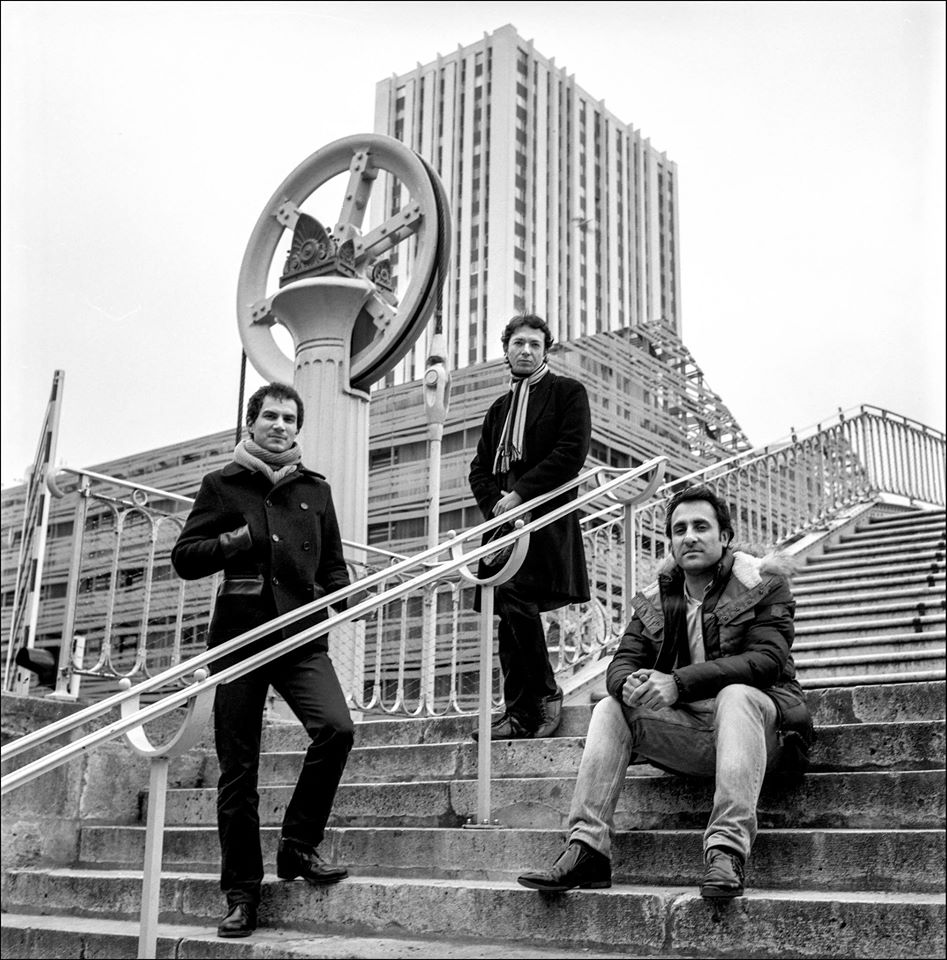 Bertrand Ravalard Trio